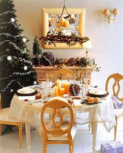 Pinterest Decoration : 25 popular christmas table decorations on pinterest all about christmas ~ Melissatoandfro.com Idées de Décoration