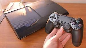 Ps4 Controller  Dualshock 4 Hands On With Ps3  U0026 Pc