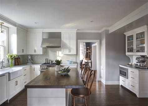 butcher block kitchen islands modern family kitchen and bath the kitchen studio of
