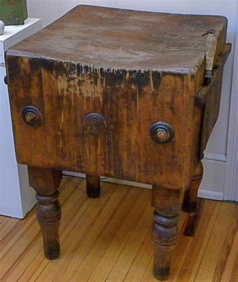 17 Best Images About Old Butcher Blocks On Pinterest