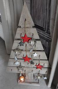 Deko Weihnachtsbaum Holz : die besten 25 paletten weihnachten ideen auf pinterest holz weihnachtsbaum ~ Watch28wear.com Haus und Dekorationen