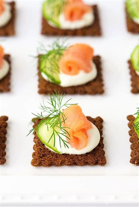 mousse canape goat cheese mousse and smoked salmon canapés a