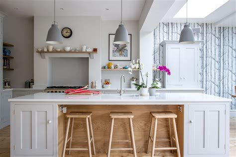 scandinavian woodland inspired kitchen sustainable