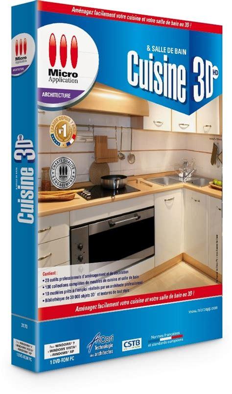 application cuisine 3d logiciel cuisine et salle de bains 3d