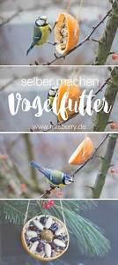 Poolabdeckung Winter Selber Bauen Wie : winter diy vogelfutter selber machen diy und selbermachen ~ A.2002-acura-tl-radio.info Haus und Dekorationen