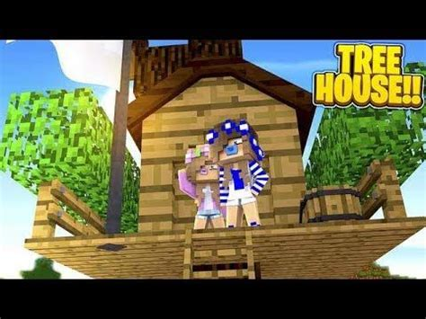 A magical hideaway, nestled deep in the woods. LITTLE CARLY AND LITTLE KELLY GET THEIR OWN TREEHOUSE ...