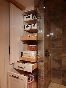 five great bathroom storage solutions With bathroom cupboard storage solutions