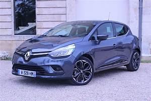 Occasion Renault Clio 4 : essai vid o renault clio 4 restyl e confirmation de domination ~ Gottalentnigeria.com Avis de Voitures