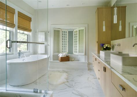 marble bathroom floor when and where can marble floors become an elegant design feature