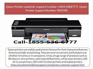 Epson Printer Customer Support Number  1855