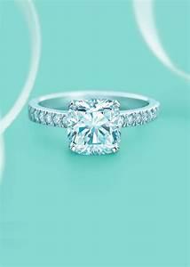 Tiffany Ring Verlobung : the gallery for elegant princess cut engagement rings ~ Orissabook.com Haus und Dekorationen