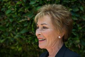 Judge Judy Just Up And Changed Her Hair Style After Decades