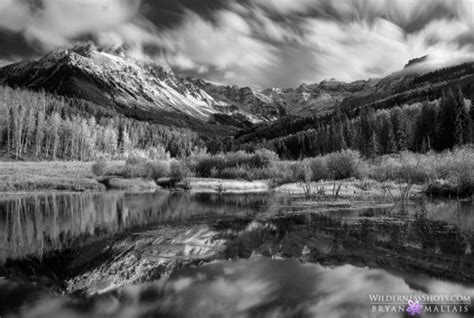 Black And White by Colorado San Juan Mountains Photos Photography Of