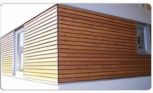 Fassade Mit Holz Verkleiden : fassade mit holz verkleiden fassadenverkleidung holz m ~ Michelbontemps.com Haus und Dekorationen