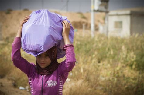 For Syrian Refugees In Jordan Aid From Israel Comes In A