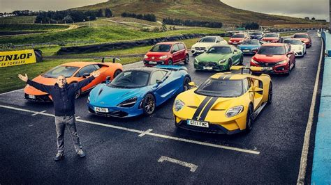 Top Gear Motorcars by Performance Car Of The Year Contenders Top Gear