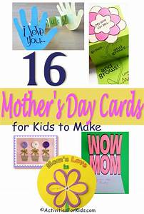 Mother's Day Cards - Ideas for Teachers