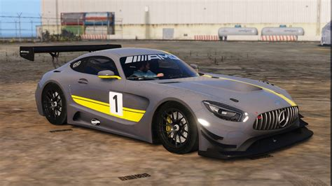 2016 Mercedes-Benz AMG GT3 - GTA5-Mods.com