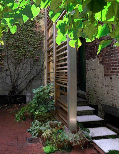 urban trellis  roof deck modern deck  york