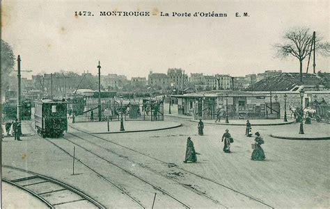 porte d orleans montrouge 92 hauts de seine cartes postales anciennes sur cparama