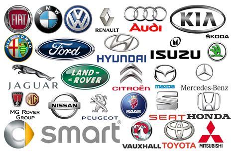 Auto Manufacturers Logos by Autotronix Vehicle Diagnostics Ltd