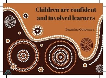 eylf learning outcomes    posters  kind connections