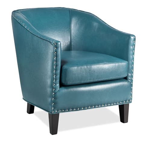 blue accent chairs for living room ada accent chair blue value city furniture and mattresses 1782