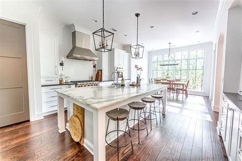 How Much Space Do You Need For A Kitchen Island When