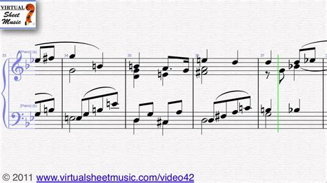 Richard Wagner's, Wedding March, Piano Sheet Music