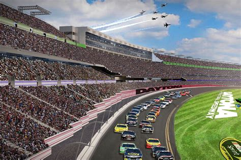 Daytona 500 Track by Daytona 500 Track Wants To Host Jaguars Florida Fsu
