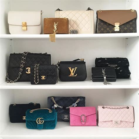 Luxury Closet Handbags 17 best images about wardrobe inspiration on