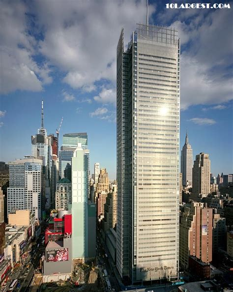 5 Tallest Buildings In New York (With Pictures