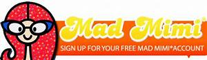mad mimi easily create email marketing campaigns With mad mimi templates