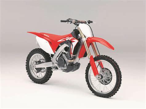 new motocross bikes honda crf450 gets powerful makeover mcn