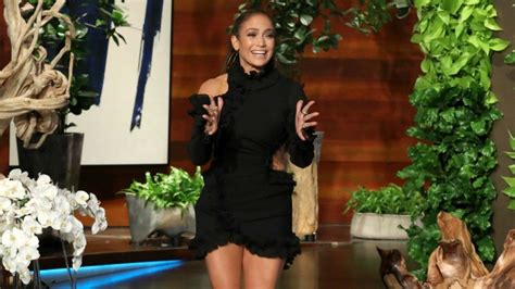 Jennifer Lopez Announces U.s. 'it's My Party' Tour In
