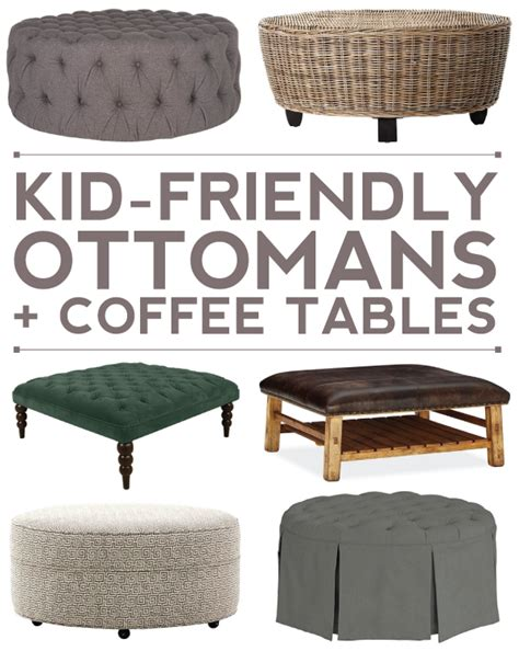 kid friendly coffee table long distance loving