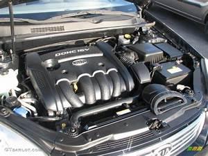 2007 Kia Optima Lx 2 4 Liter Dohc 16