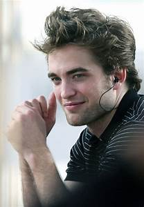 robert pattinson twilight the male celebrity With to rob