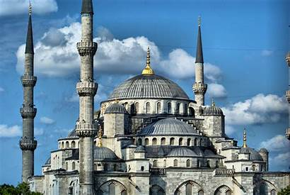 Mosque Istanbul Seventeenth Ce Century Core Relates
