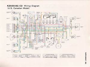 Schema Electrique Zrx 1200