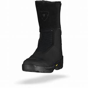 Rev U0026 39 It  Trail H2o Black Motorcycle Boots 39