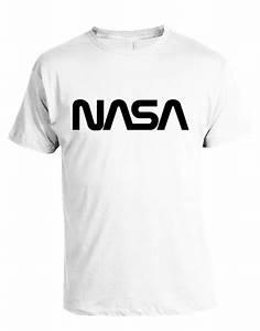 Nasa T Shirt - White - Life House Ink