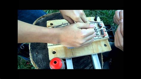 homemade airsoft claymore youtube