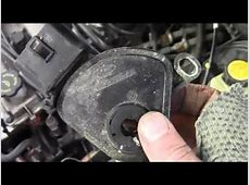 How to Remove Install Selector Lever Position Sensor on
