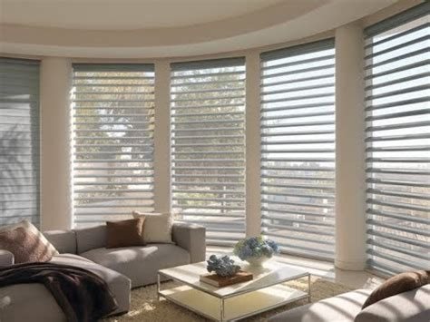 modern window blinds  shades   window design  curtains  living room