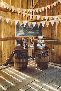 rustic wedding bar ideas that you can diy