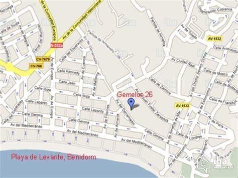 location cuisine location appartement à benidorm iha 57280