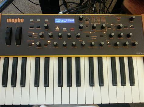 Dsi Mopho Keyboard With Custom Overlay On Ebay