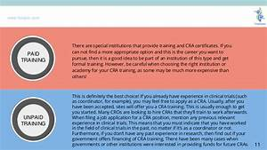 Helpful information on getting a clinical research job as ...