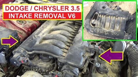 2008 Dodge Charger V6 3 5l Starter System Wiring Diagram